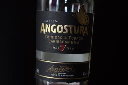 Angostura aged 7 years b1