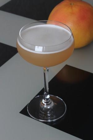 De Rigueur Cocktail b1