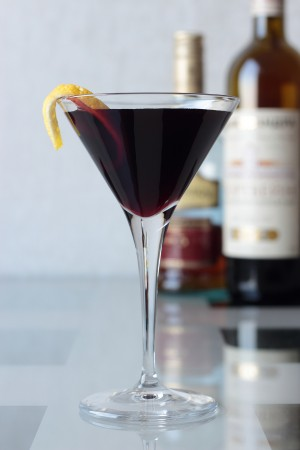 Port Wine Cocktail b1