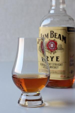 JIM BEAM Rye b1