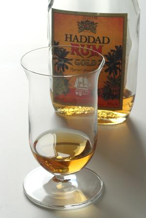 HADDAD Gold Rum b1